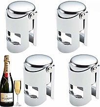 Champagne Stopper, BETOY 4 pcs Vacuum Sealed Wine
