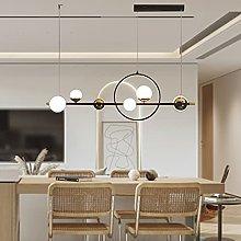 Chandelier 66W Modern Hanging Lamp LED Dining Room