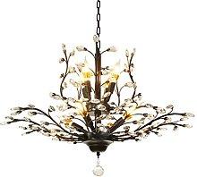 chandelier American Country Living Room Restaurant