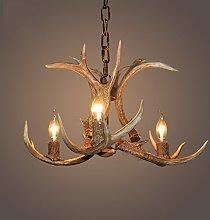 Chandelier/antler chandeliers/Vintage Chandelier