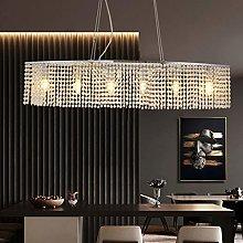 Chandelier Dining Table E14 Luxury K9 Tassel