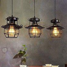 Chandelier Light Vintage Pendant Light Loft Iron