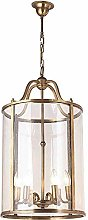Chandelier-Lights Country Shabby Chic Metal