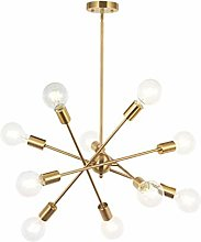 Chandeliers, Modern Sputnik Chandeliers Lighting
