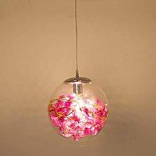 Chandeliers, Nordic Creative Spherical Glass