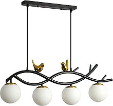 Chandeliers Novelty Nordic Modern 4 Heads Dining