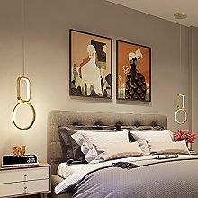 Chanety Modern Led Pendant Lights for Bedroom