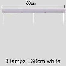 Chanety Modern Pendant Lights Copper Aluminum