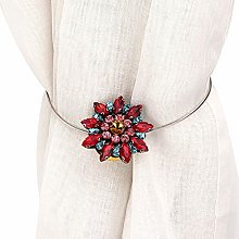 Changor Curtain Tiebacks, Lovely Ball Lace Curtain