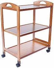Changor Kitchen Trolley, Practical 3-tier 59 * 33