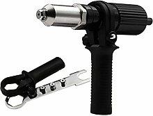 Chanhan Cordless Rivet Gun, Electric Drill Tool