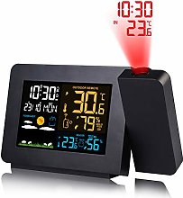Chanhan Projection Alarm Clock with Outdoor