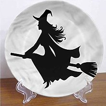 Channing Southey 10 Inch Witch Ceramic Decorative