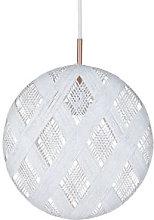 Chanpen Diamond Pendant - Ø 36 cm by Forestier