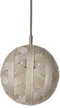Chanpen Hexagon Pendant - Ø  19 cm by Forestier