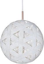 Chanpen Hexagon Pendant - Ø 36 cm by Forestier