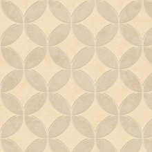 Chantay Geometric 10m x 53cm Wallpaper Roll Metro