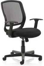 Chanza Mesh Back Operator Chair, Free Express