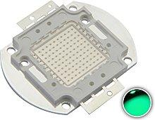 Chanzon High Power Led Chip 100W Cyan (490nm /