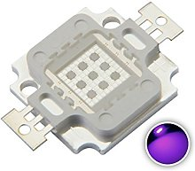 Chanzon High Power Led Chip 10W Purple Ultraviolet