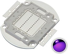 Chanzon High Power Led Chip 20W Purple Ultraviolet
