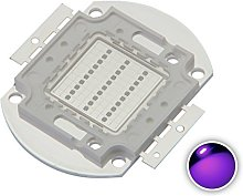 Chanzon High Power Led Chip 30W Purple Ultraviolet