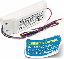 Chanzon LED Driver 1500mA (Constant Current