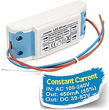 Chanzon LED Driver 450mA (Constant Current Output)