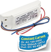 Chanzon LED Driver 600mA (Constant Current Output)