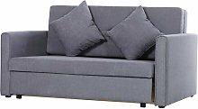 Chaplin 2 Seater Loveseat Sofa Bed Ebern Designs