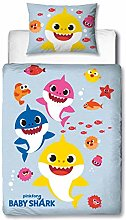 Character World Baby Shark Fishes 4 in 1 Junior