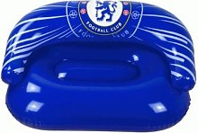 Character World Chelsea Crest Inflatable Moon Sofa