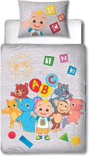 Character World CoComelon JJ und Freunde Bed Linen