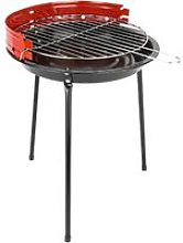 Charcoal barbecue 33 cm with legs BBQ grill for