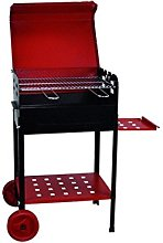 Charcoal Barbecue 'Star' in Painted Iron.