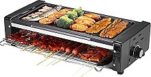 Charcoal BBQ Grill 5-7 Person Indoor Grill