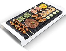 Charcoal BBQ Grill Indoor Electric Griddle Grill