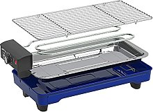 Charcoal BBQ Grill Indoor Electric Grill Smokeless