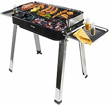 Charcoal BBQ Grill Portable Barbecue Grill
