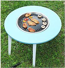 Charcoal BBQ Grill Portable Charcoal Grill with