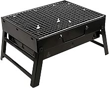 Charcoal BBQ Grill Portable Folding Charcoal