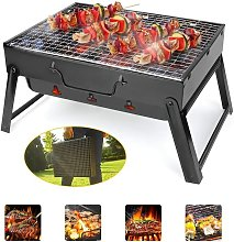 Charcoal BBQ, Portable BBQ Grill Stainless Steel