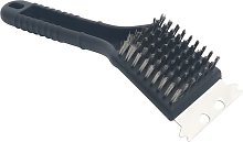 Charcoal/Gas BBQ Grill Brush Copper