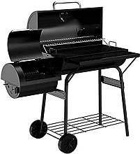 Charcoal Grill with Offset r Barbecue Stove For