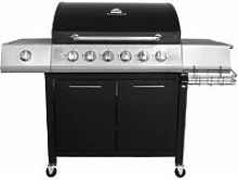 Charles Bentley 7 Burner Premium Gas Bbq Barbecue