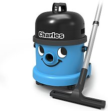 Charles CVC 370-2 Wet and Dry Bag Cylinder Vacuum