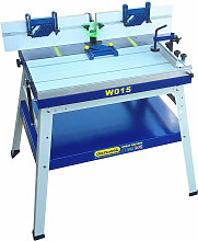 Charnwood - Floorstanding Router Table with