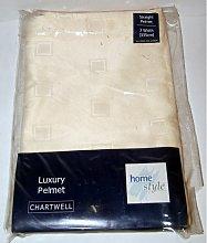 Chartwell Pelmet 3 width - Natural