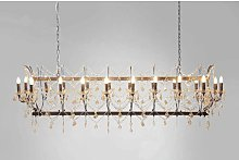 Chateau Deluxe 20-Light Crystal Chandelier KARE