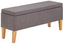 Chatham Fabric Storage Bench